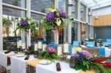 Arreglos florales bodas / iglesias - foto