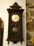 reloj de pared antiguo - foto