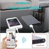 CnS powerbank wifi camara - foto