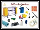 equipo de limpieza - foto