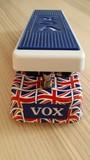 Wah VOX V847 Union Jack con funda - foto