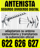 Adaptamos su antena al dividendo digital - foto