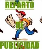 REPARTIDOR PUBLICIDAD POR TODO ALMERIA - foto