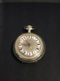 reloj antiguo bolsillo - foto