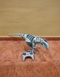 Dinosaurio radiocontrol. Roboraptor - foto