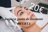 oferta limpieza facial punta diamante - foto