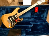 fender American pro Stratocaster nat - foto