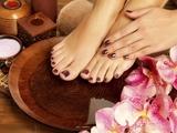 manicura y pedicura depilación - foto