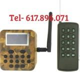 Xh7yd reclamo electrÓnico con mando - foto