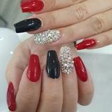 hermosas uñas - foto