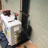 instalaciones  de aires y electricidad - foto