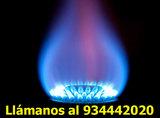 Boletines de gas fugas de gas - foto