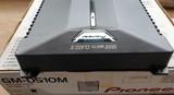 Pioneer gm-d510m - foto