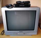 """Vendo Televisión Panasonic Quintrix 28\"""" - foto"""