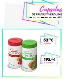 Juice plus (frutas y verduras) - foto