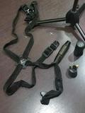accesorios saxofón barítono - foto