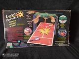 Juguete vintage electronico laser tenis - foto