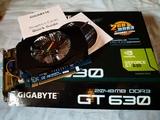 tarjeta gráfica gigabyte GT 630 - foto