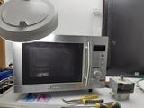 Técnico de microondas colonia jardin - foto