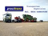 Transporte de Recolectoras - foto