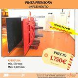IMPLEMENTO - PINZA PRENSORA - foto