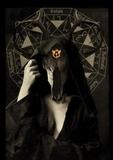 bruja magia negra - foto