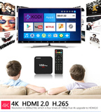 Smart TV Box Android - foto
