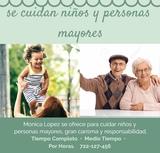 se cuidan niños y personas mayores - foto