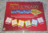 Juego de mesa pictionary mania junior - foto