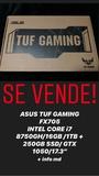 Asus TUF gaming Fx 750 - foto