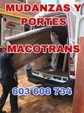 Envíos Transportes y Mudanzas. Logístic - foto