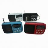 Transistor/altavoz radio fm usb tarjeta - foto