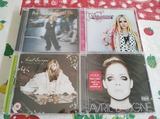 Pack 4 cd\'s AVRIL lavigne originales - foto