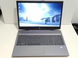 HP Zbook 15 G5. - foto