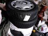 4 ruedas de Mercedes clase a - foto