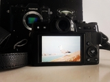Fotocamara Fujifilm X-T10 . Casi sin uso - foto