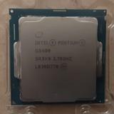 procesador g5400 gold a 3.7 8 generacion - foto