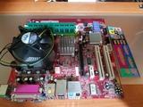 Msi Ms 7379+q6600+4gb ram+disipador - foto