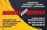 Manitas Express 2020 - foto