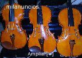 Violin excelentes violines de taller, nu - foto