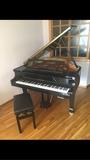 Piano de cola Feurich 161 con silent - foto
