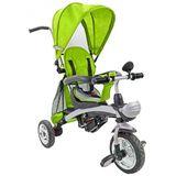 Triciclo evolutivo x3 color verde - foto
