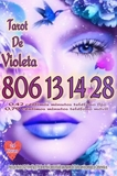 Tarot y videncia Violeta - foto