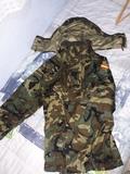 traje de agua militar - foto