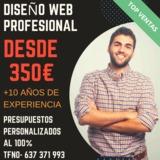DISEÑO WEB PROFESIONAL DESDE 100 - foto