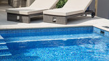 Montaje liner piscina SCP pool Palencia - foto