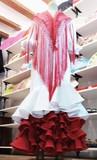 Vestido Flamenco Alquiler Barcelona - foto