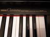 Piano digital Yamaha Clavinova CLP-560 - foto