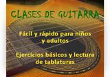 CLASES DE GUITARRA DESDE CERO - foto