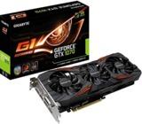 GeForce GTX 1080 G1 Gaming 8G, GDDR5X - foto